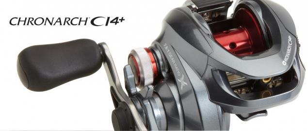 Shimano Chronarch CI4+ 151LH    CHCI4151