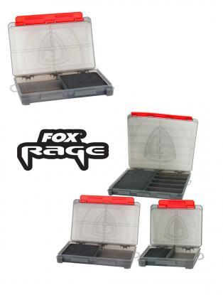Fox Rage Compact Storage Box Medium NBX017