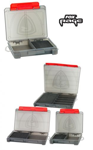 Fox Rage Compact Storage Box Small NBX016