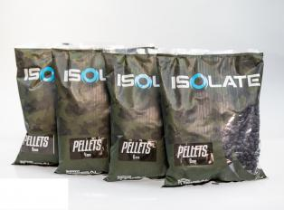 Isolate HP02 Pellet 2mm - 900g    ISOHPPL02900