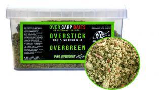 Overcarp Overstick Bag & Metod Mix OverGreen 2.00kg