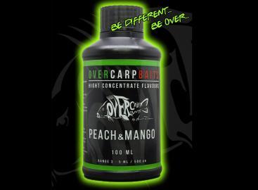OverCarp Bait Aroma Pesca & Mango 100ml