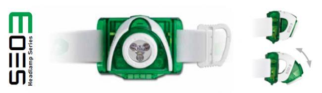 Led Lenser Lampada da testa SEO 3 Art.6013