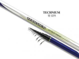 Shimano Technium FX TE5 5.00mt  TECFXTEGT550