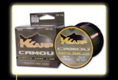 KK Monofilo Camou  Monofilo Camou 600mt 0.331mm
