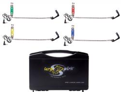 Carp Spirit Set 4 Avvisatori Visivi Catenella Luminosi ACS490001
