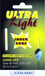 Colmic Ultra Light 3.00mm Luce per galleggiante
