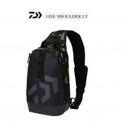 DAIWA ONE SHOULDER BAG LT (C) CAMO GREEN