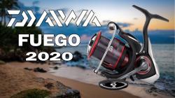 Daiwa NEW 2020 Fuego LT 2500 20FUELT2500