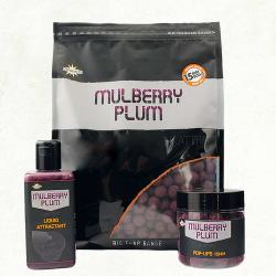 Dynamite Baits Boilies Hi-Attract Mulberry Plum 15 mm