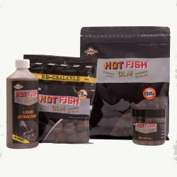 Dynamite Baits Boilies Hot Fish & GLM Food Bait 20 mm 1KG