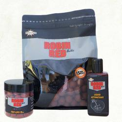Dynamite Robin Red Boilies Robin Red 15mm 1kg DY045