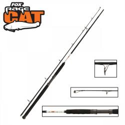 FOX RAGE CATFISH SPIN 2,60MT 120-200GR   BRD001