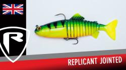 FOX RAGE Replicant PRO Jointed 23CM 150GR