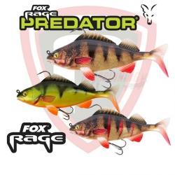 FOX RAGE Replicant® Realistic Perch 18CM 85GR