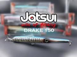 JATSUI DRAKE 150 TOP WATER SIMILE AGUGLIA NEW 15cm 20gr