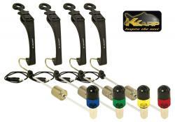K Karp Drake XTR Stiff Hanger Giallo 190-40-540