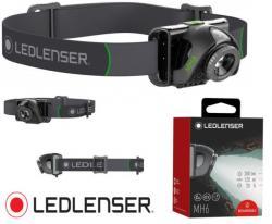 Led Lenser Torcia Frontale MH6 Ricaricabile 501502