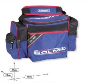 Colmic Borsa New York Red   BO206
