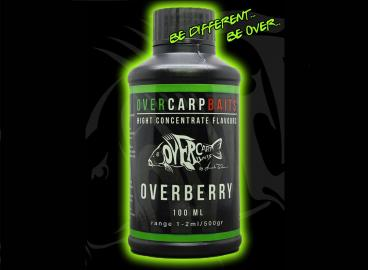 OverCarp Bait Aroma OverBerry 100ml