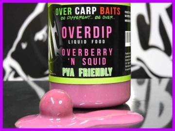 OverCarp OverDip Overberry n'Sqid 250ml