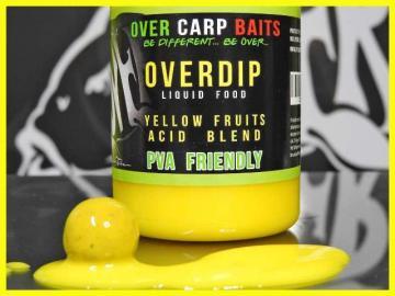 OverCarp OverDip Yellow Fruit 250ml