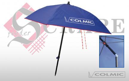 Colmic Ombrellone da esche quadrato in PVC  85*85 OMH12A