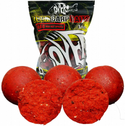 Over Carp Bait Boilies Red Hot Cili Spyces ''666'' 16mm 1.00kg