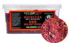 Overcarp Overstick Bag & Metod Mix 666 RED HOT SPICES 2.00kg