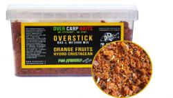 Overcarp Overstick Bag & Metod Mix ORANGE FRUITS HYDRO CRUSTACEAN 2.00kg