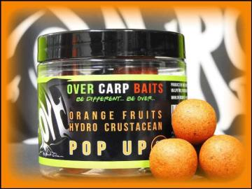 OverCarp Pop Up Orange Fruits & HydroCrustacean 16mm