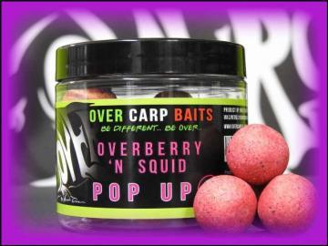 OverCarp Pop Up Overberry N'Squid  16mm