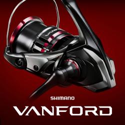 SHIMANO MULINELLO VANFORD F 2500 SHG VF2500SHGF