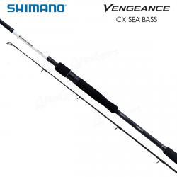 Shimano Vengeance CX Sea Bass 240MH 2.40mt 10-50gr