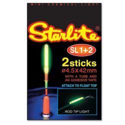 StarLite SL1+2 4.50mm Stick Luminoso per Galleggiante
