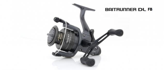 Shimano Baitrunner DL 4000 FB   BTRDL4000FB