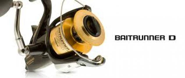 Shimano Baitrunner D USA  8000  BTR8000D