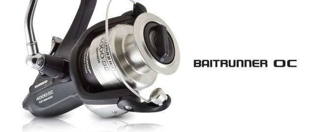 Shimano Baitrunner 4000 OC    BTR-4000OC