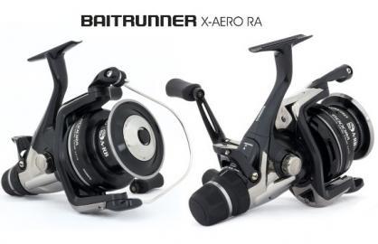 Shimano Baitrunner X-Aero 8000 RA  BTXAR8000RA