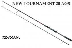 daiwa new TOURNAMENT 20 AGS TNAGS-802MHS-BI 8'0'' 8-40gr
