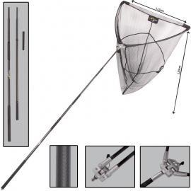 CS Landing Net Foldable Carp Spirit Guadino Landing Net Foldable CSACS180002