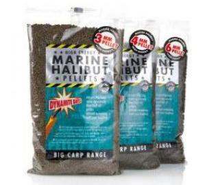 Dynamite Bait Marine Halibut Pellet 3mm 900gr DY090