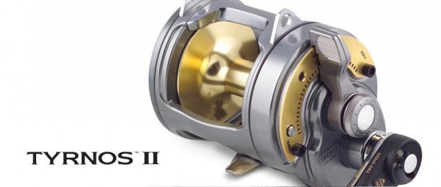 Shimano Tyrnos 50 II Doppia Velocità          TYR50II