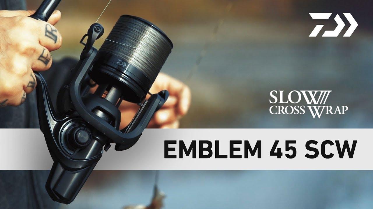 Daiwa EMBLEM 45SCW 5000C QD